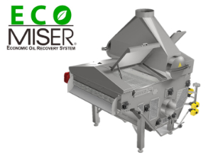 EcoMiser is the newest addition to REYCO's highly successful oil miser product line incorporating the latest developments in sanitation, noise reduction and cleanliness.