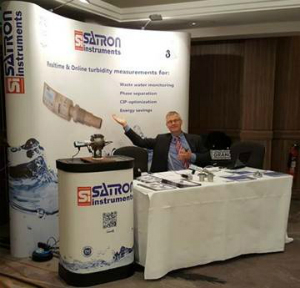Satron Instruments at the 5th summit for Innovation in Non-Alcoholic Beverages