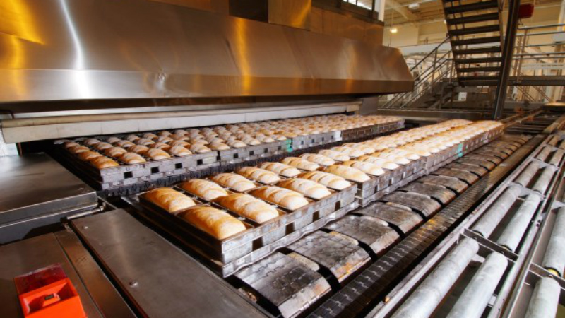 Proving, baking, toasting, drying, and cooling technologies