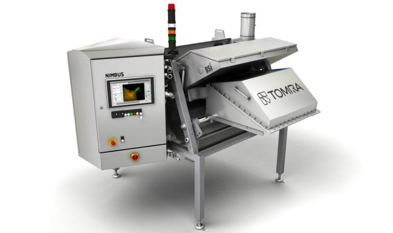 Tomra Nut machine