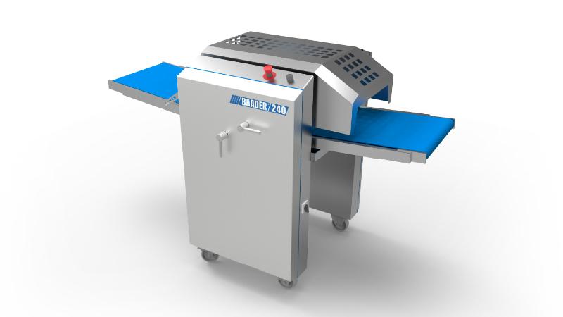 BAADER New Salmon Skinning Machine