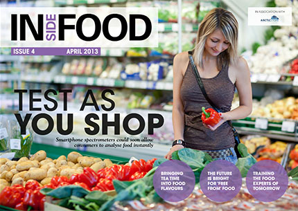 Inside Food   Issue 4   April 2013