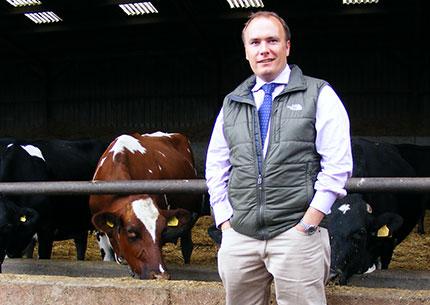 Rob Newbery, Chief Dairy Adviser for the NFU