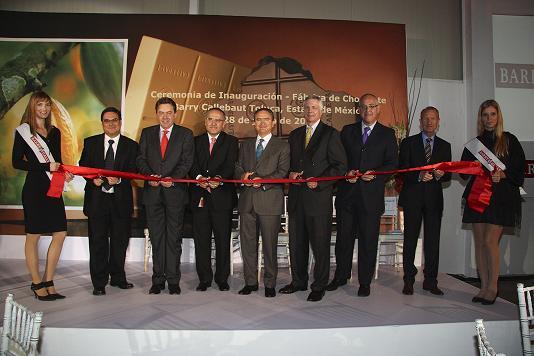 Barry Callebaut Mexico facility