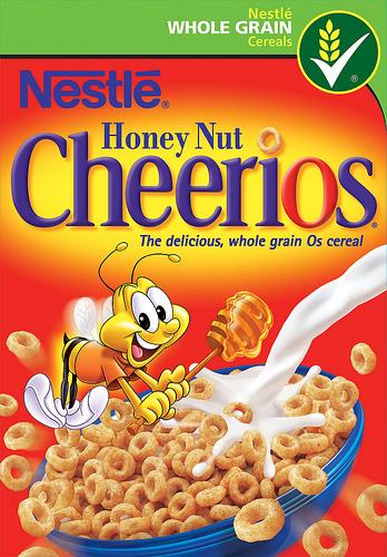 Nestlé Honey Cheerios