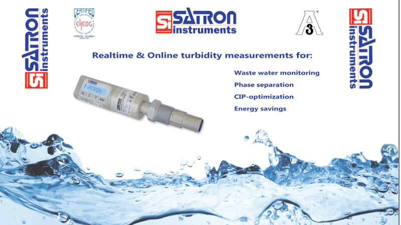 Satron Instruments innovative process instruments and measuring devices