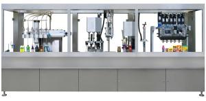 The Moduline modular design machine system
