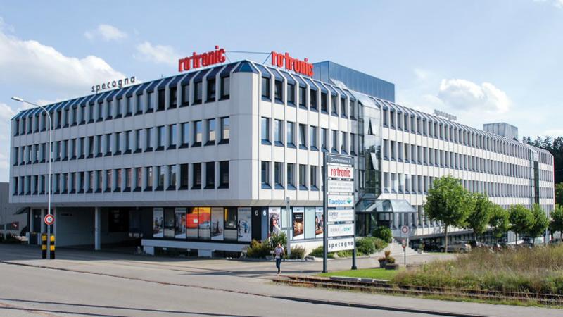 Rotronic headquarters