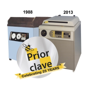 25 years of Priorclave